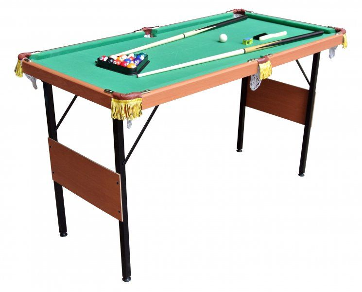 Бильярдный стол для пула «Hobby 4.5' » (в комплекте) 53.009.05.0