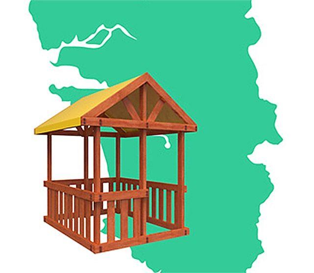 Детская игровая площадка Гоа, САМСОН