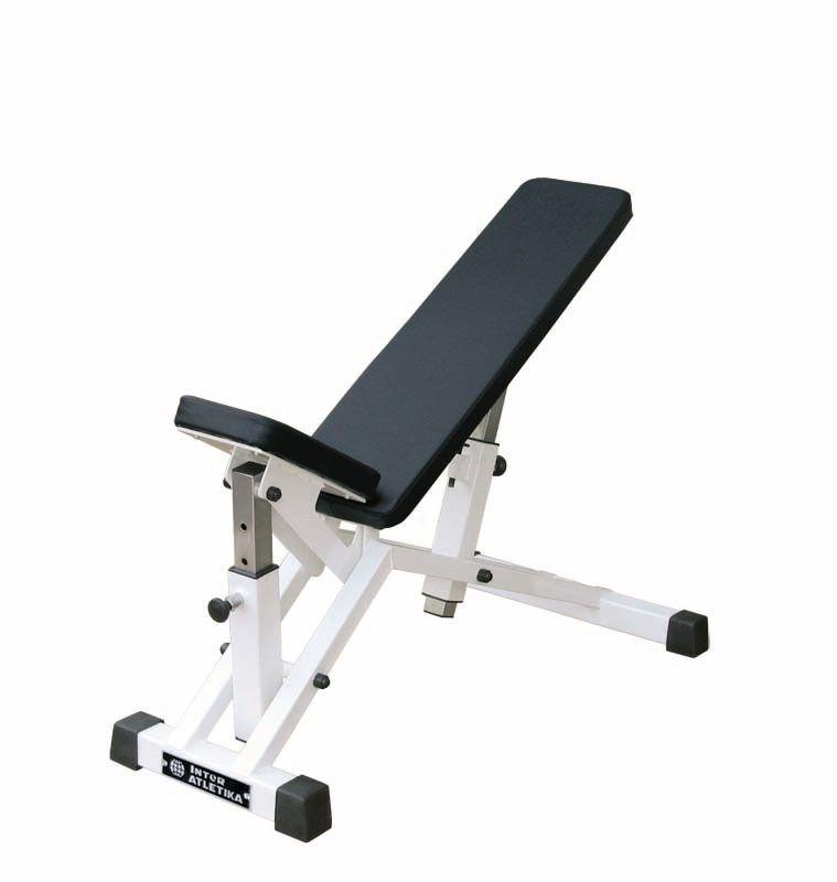 Тренажер - СТ-302.2 скамейка регулируемая мобильная V-sport