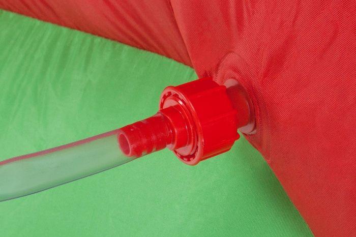 Надувной батут FreeTime Сюрприз с горкой и водой PJ-78324