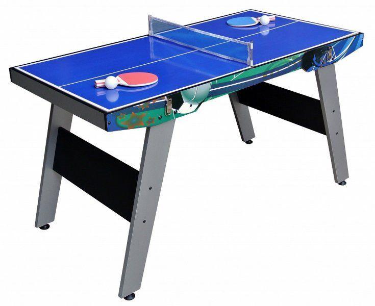 Многофункциональный игровой стол 6 в 1 Heat  53.004.04.0