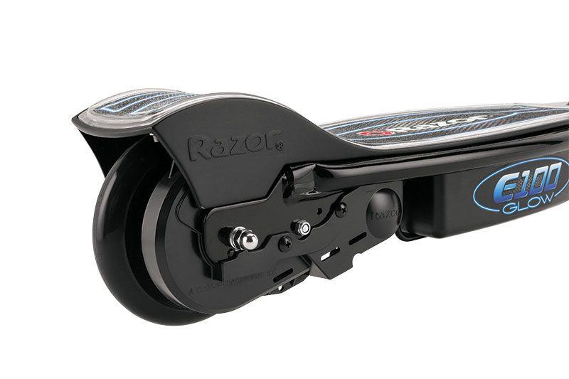 Электросамокат с подсветкой Razor E100 Glow 010205