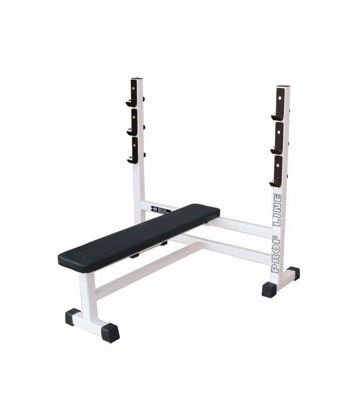 Тренажер - СТ-304 скамейка для жима горизонтальная V-sport