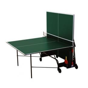 Теннисный стол для помещений Sunflex Hobby Indoor зеленый 220.1010/SF