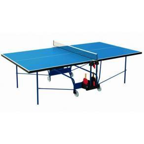 Теннисный стол для помещений Sunflex Hobby Indoor синий 220.3030/Sf