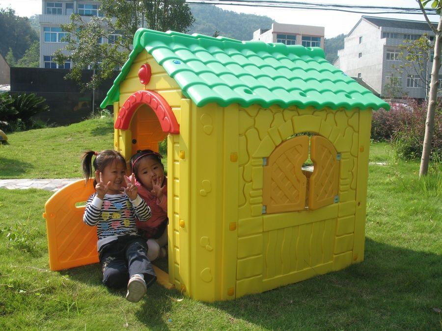 Детский игровой домик SunnyBaby YG-1004