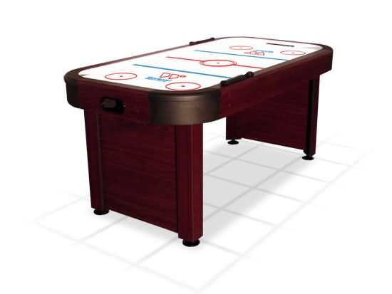 "Игровой стол - Аэрохоккей ""Montreal"" 6 ф (махагон)"