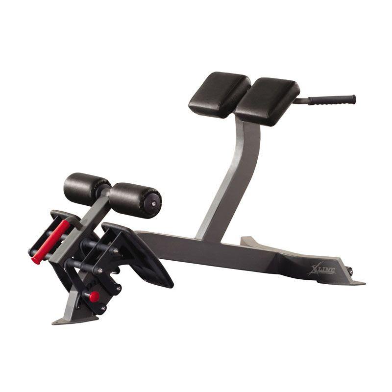 Тренажер - Х313 гиперэкстензия угловая V-sport