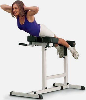 Гиперэкстензия Body Solid GRCH-22 Римский стул
