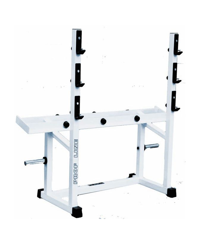 Тренажер - CT-409 стойка комбинированная ( 4 пары гантель-жим) V-sport