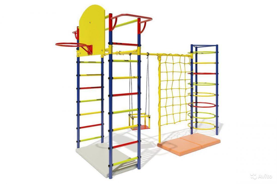 Детский спортивный комплекс (ДСК) Маугли - 13-01