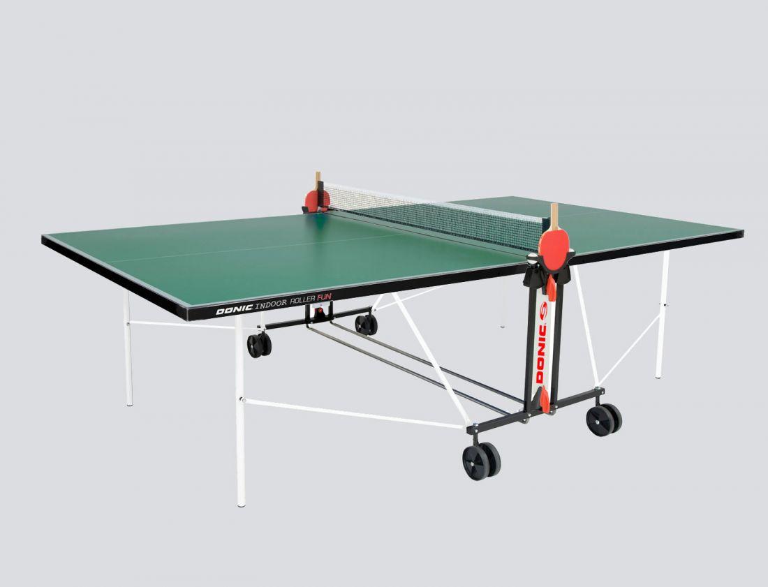 Теннисный Donic Indoor Roller FUN зеленый 230235-G
