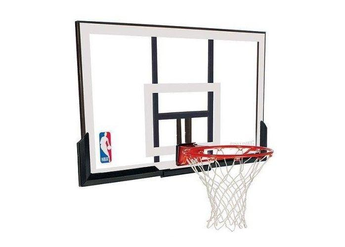 """Баскетбольный щит Spalding 2015 NBA Combo - 44"""" Polycarbonate Артикул: 79351CN"""