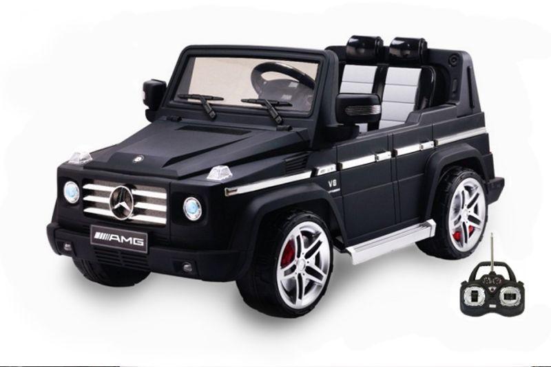 """Детский электромобиль """"Mersedes-Benz G55 AMG"""""""