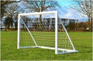 Футбольные ворота из алюминия 1.80х1.20 м