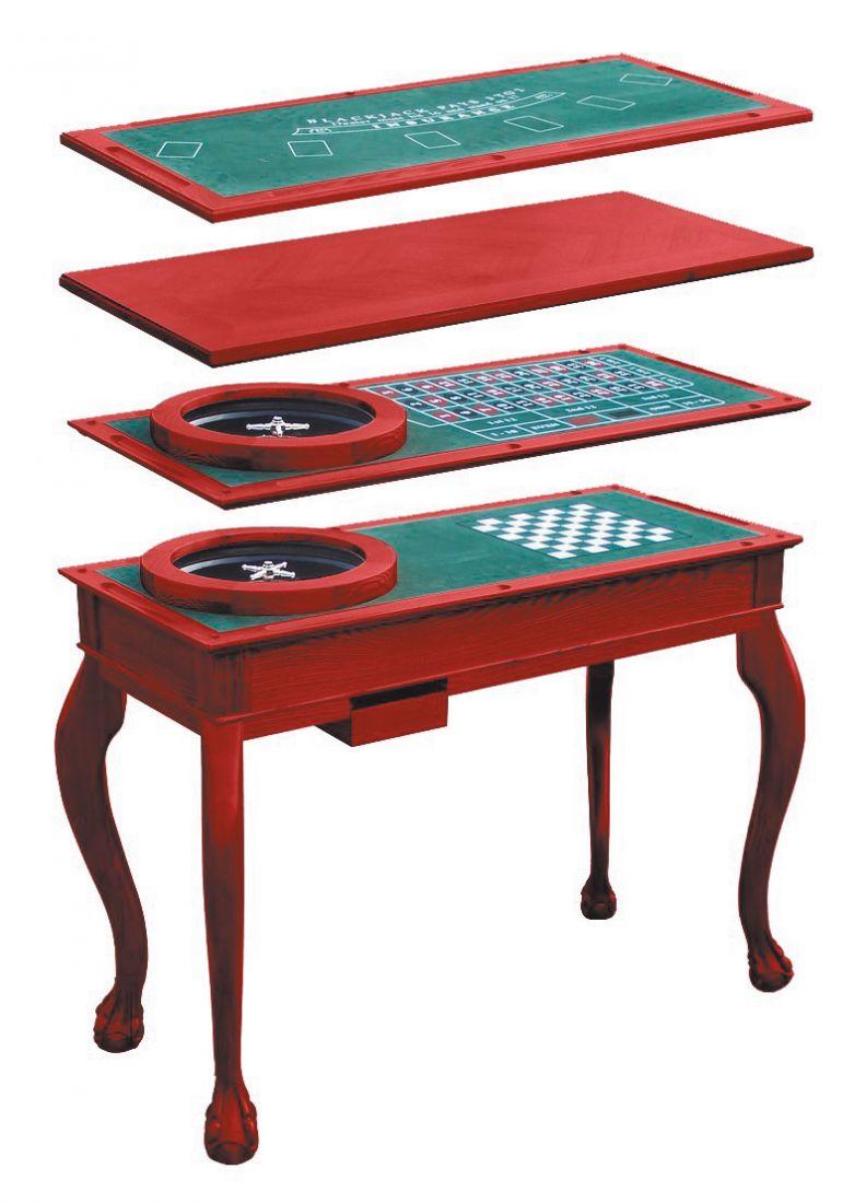 """Игровой стол - Покер Dynamic Billard """"Махагон"""""""