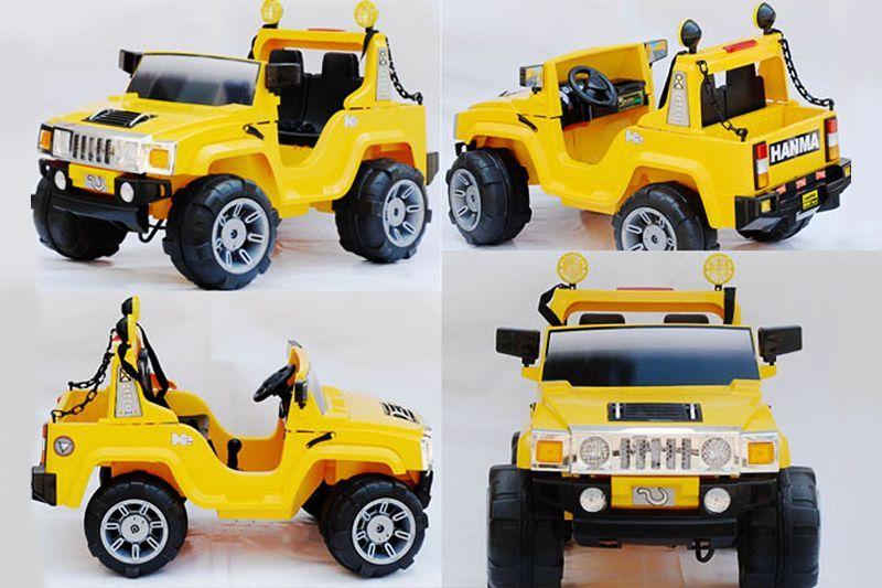 "Детский электромобиль ""Hummer 2"""