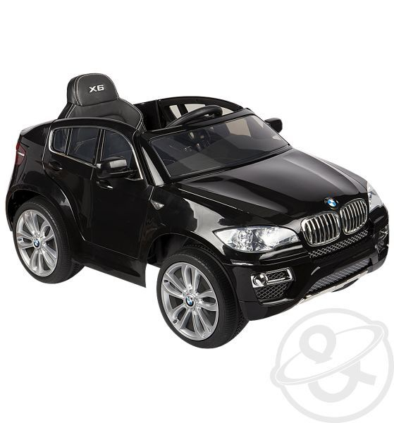 Электромобиль Weikesi BMW x6  JJ258 black
