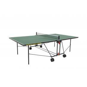 Теннисный стол всепогодный SUNFLEX OPTIMAL OUTDOOR зеленый 61874