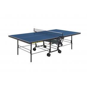 Теннисный стол тренировочный Sunflex True Indoor синий 202.7030/SF