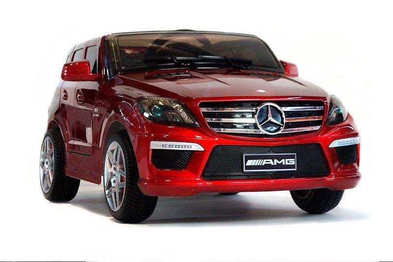 """Детский электромобиль """"Mersedes-Benz ML63 AMG"""""""