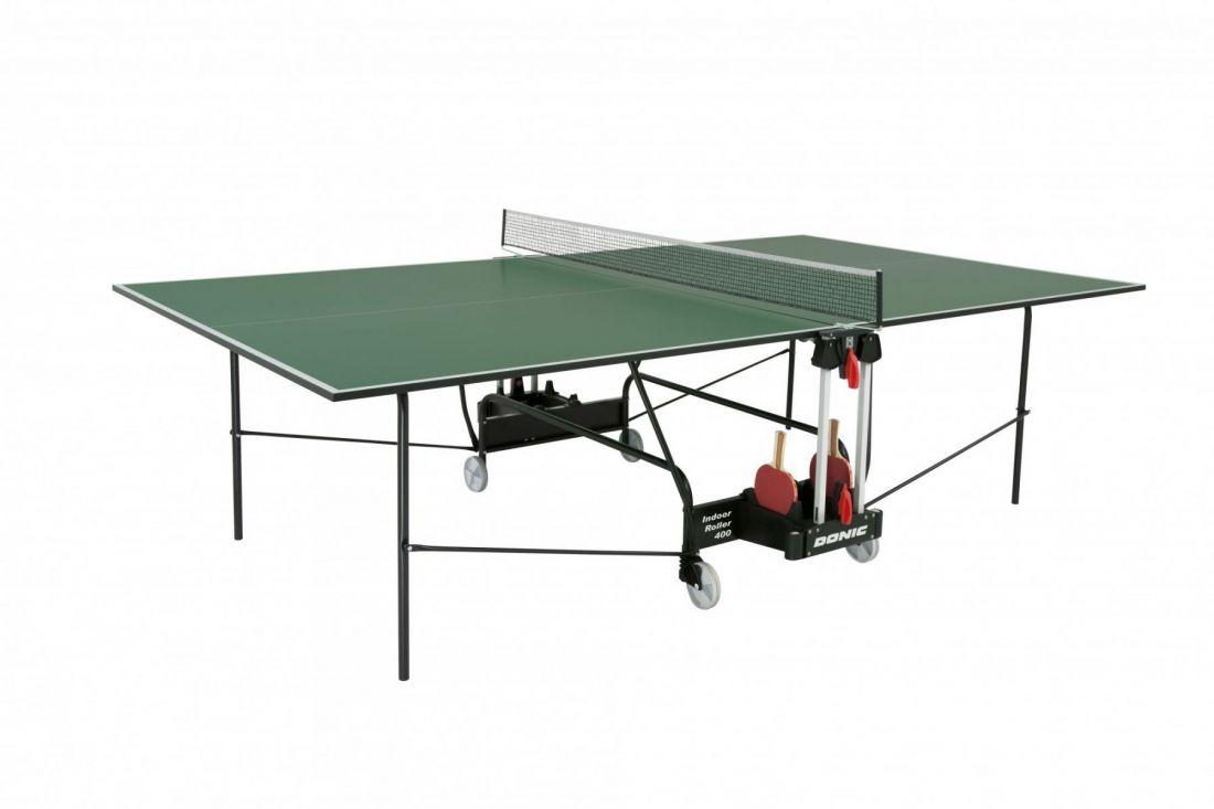 Теннисный Donic Indoor Roller 400 зеленый 230284-G