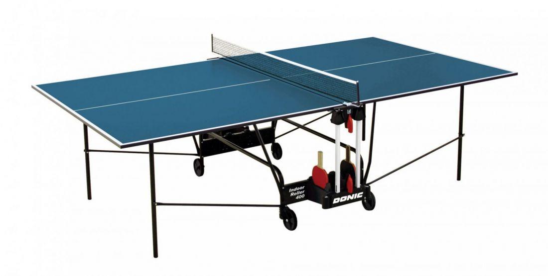 Теннисный Donic Indoor Roller 400 синий 230284-B