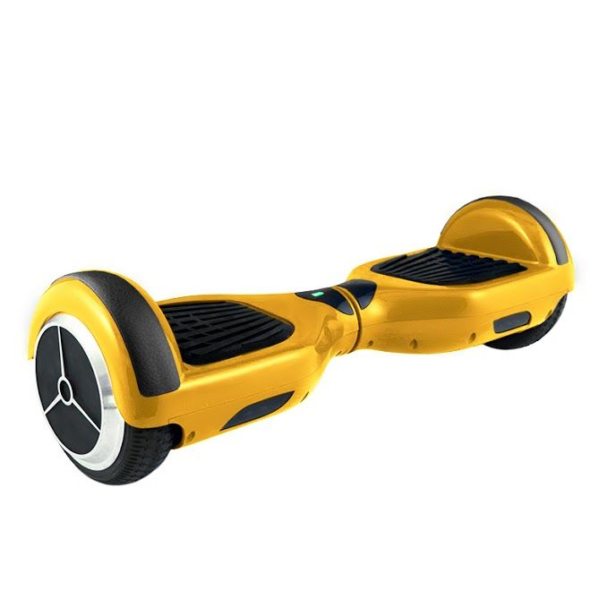 Гироцикл Hoverbot А3 GOLD