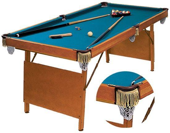 """Игровой стол / пул """"Hobby"""" (в комплекте)"""
