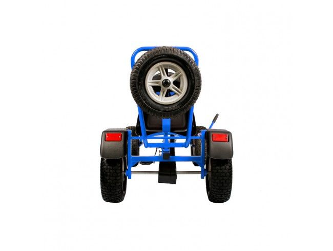 Веломобиль TVL SPEED RACE синий  ( VM-SMSR-001-BLUE)