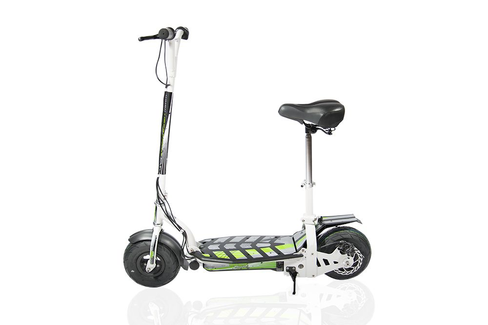 Электросамокат SAMBIT UBER SCOOT 300 WHITE 221-17