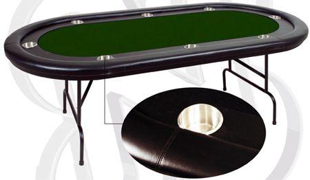 """Игровой стол - Покер """"Martinique"""" (зеленый)"""