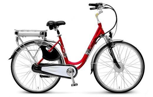 Велогибрид Smart Electric Intensity