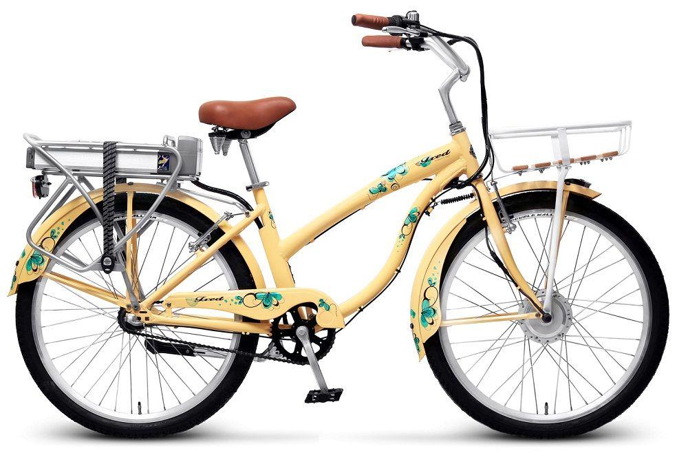 Велогибрид Smart Electric Сruiser W