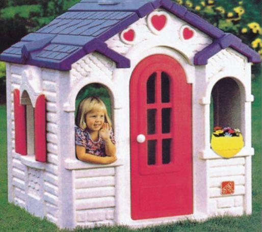 Детский игровой домик SunnyBaby YG-1042
