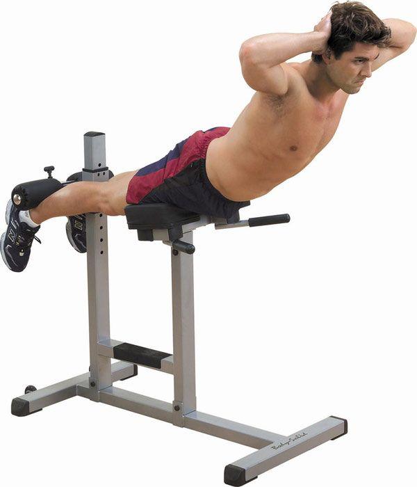 Гиперэкстензия Body-Solid GRCH-322 Римский стул