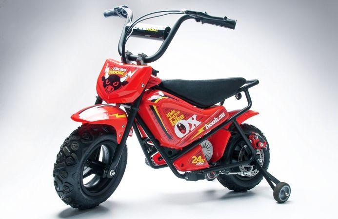 Электромотоцикл Hook OX