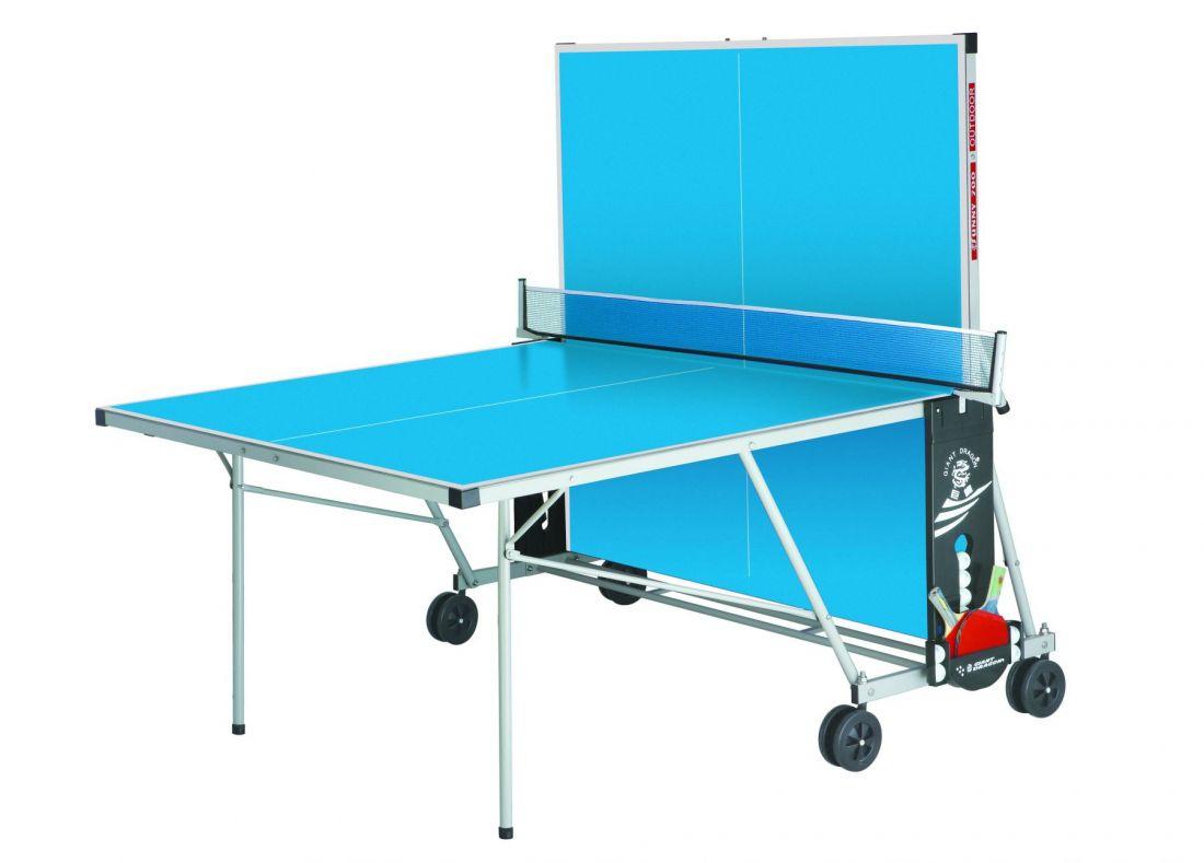 Теннисный стол GIANT DRAGON SUNNY 700 (soul)+ набор ракеток с мячиками