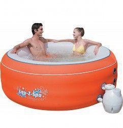 Надувной бассейн джакузи BestWay 54101 Lay-Z-SPA