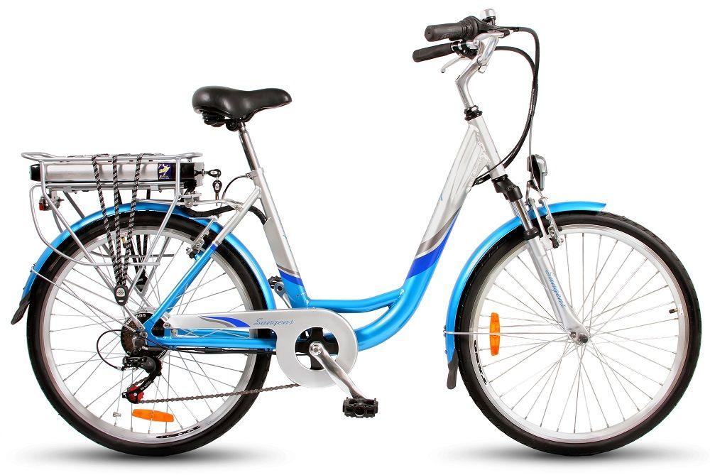 Велогибрид Smart Electric Energy