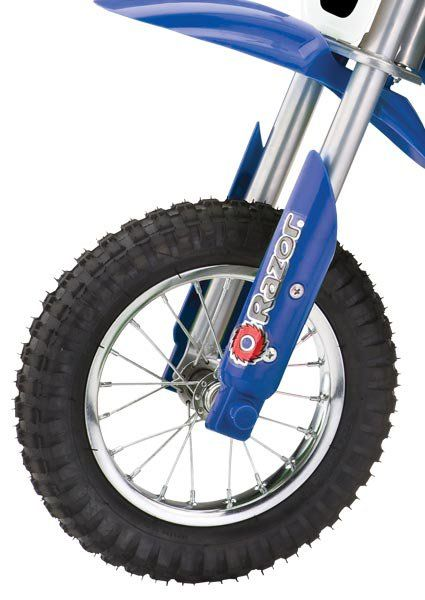 Электро-минибайк Razor MX350 (синий) 020503