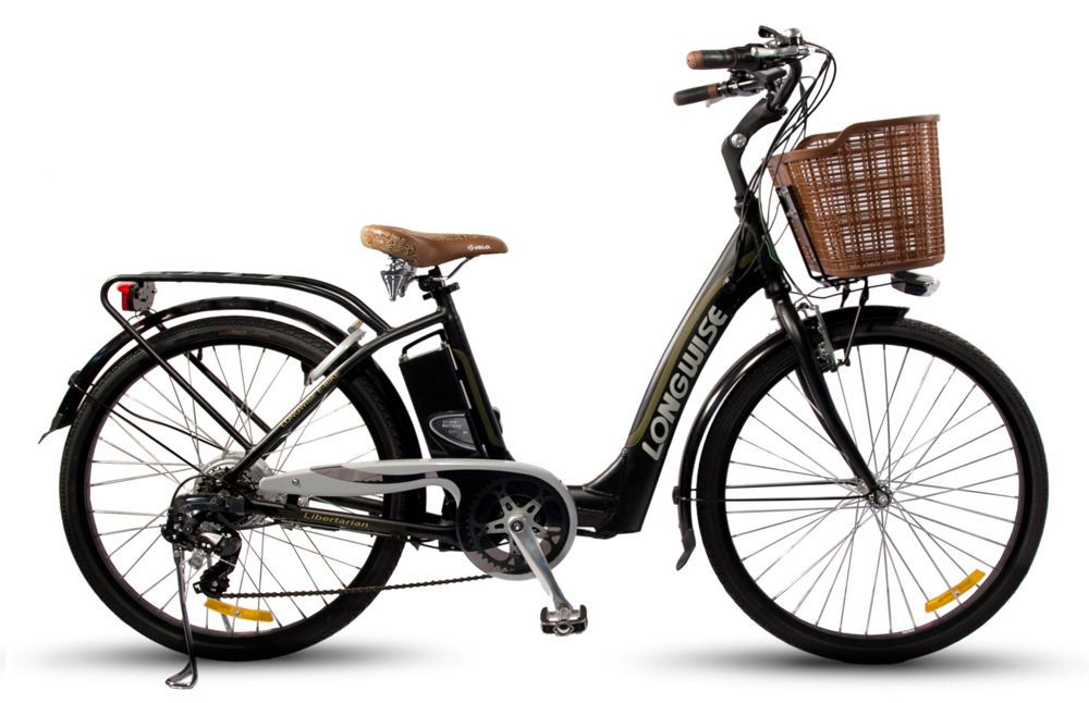Велогибрид Smart Electric Ultracomfy