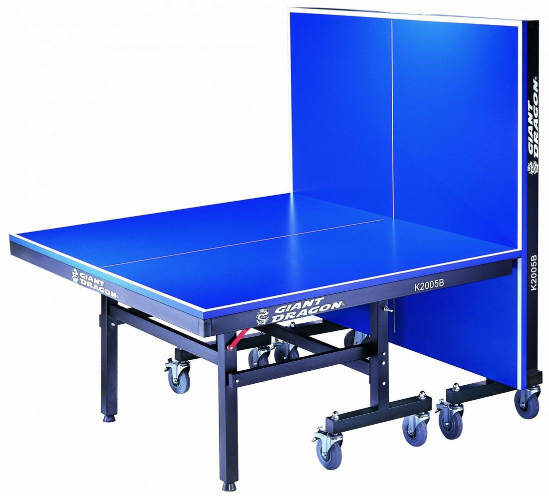 Теннисный стол GIANT DRAGON K2005 (soul)+ набор ракеток с мячиками