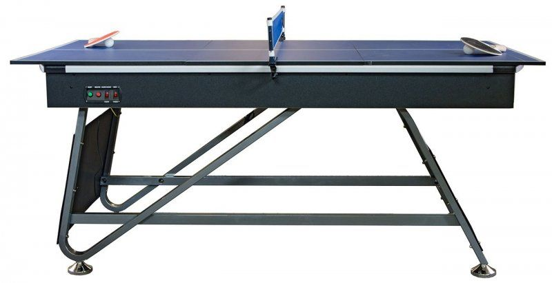 Игровой стол-аэрохоккей «Maxi 2-in-1» 6 ф (теннисная покрышка в комплекте) 53.020.06.0