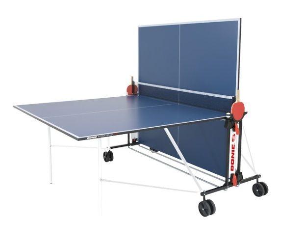 Теннисный стол Donic Outdoor Roller FUN синий 230234-B