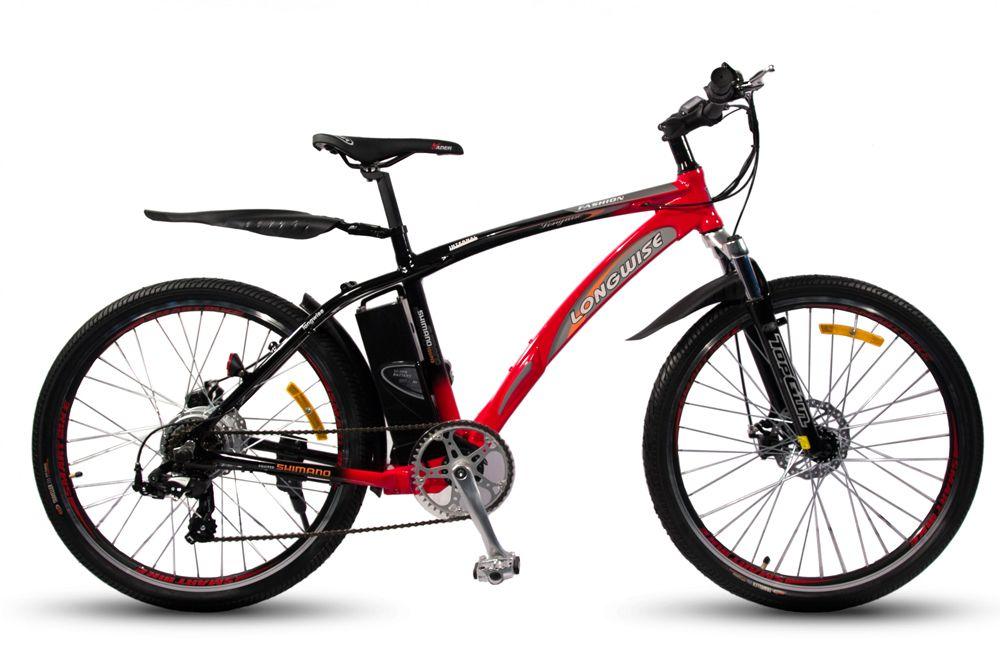 Велогибрид Smart Electric City Speed