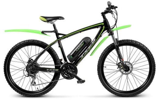 Велогибрид Smart Electric MTB X1