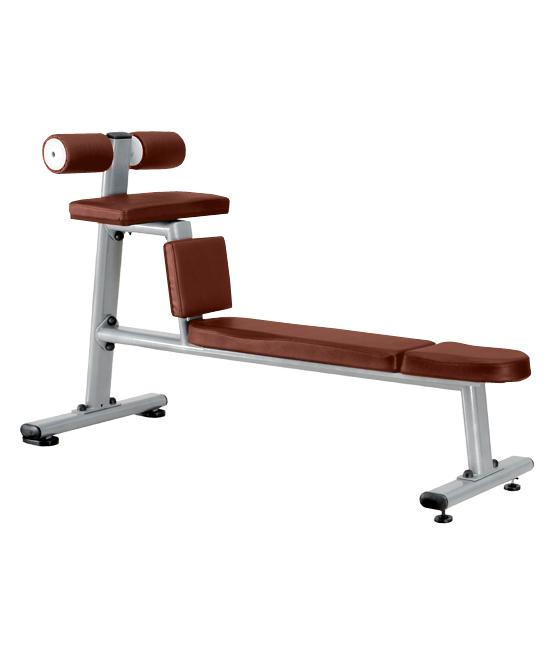 Скамья для скручиваний горизонтальная Bronze Gym J-035