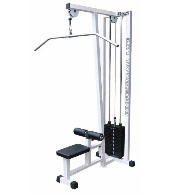 Блок для мышц спины (верхняя тяга) FT-101  FITNESS-GYM V-sport