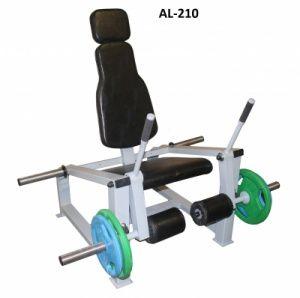 Выпрямление ног (разгибатель бедра) AlivSport Al-210